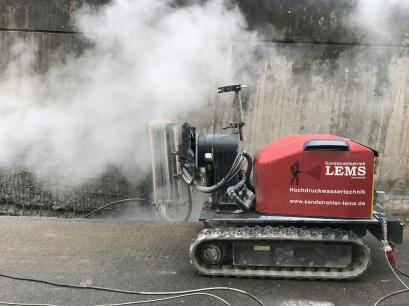 Hochdruckwassertechnik